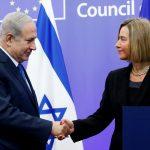 EU tells Netanyahu no support for Trump's Jerusalem move