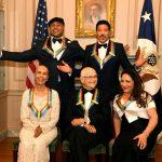 Without Trump, Kennedy Center honours Lionel Richie and Gloria Estefan
