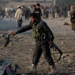 Death toll from Kabul suicide attack rises to 13