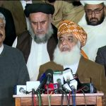Our political war for FATA has ended, says Maulana Fazlur Rahman