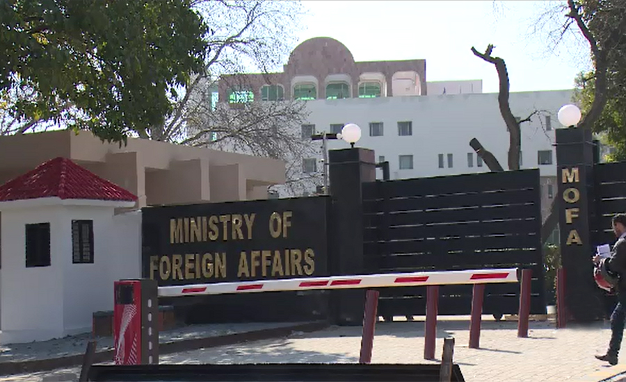 FO summons Indian Deputy HC JP Singh over ceasefire violations along LoC
