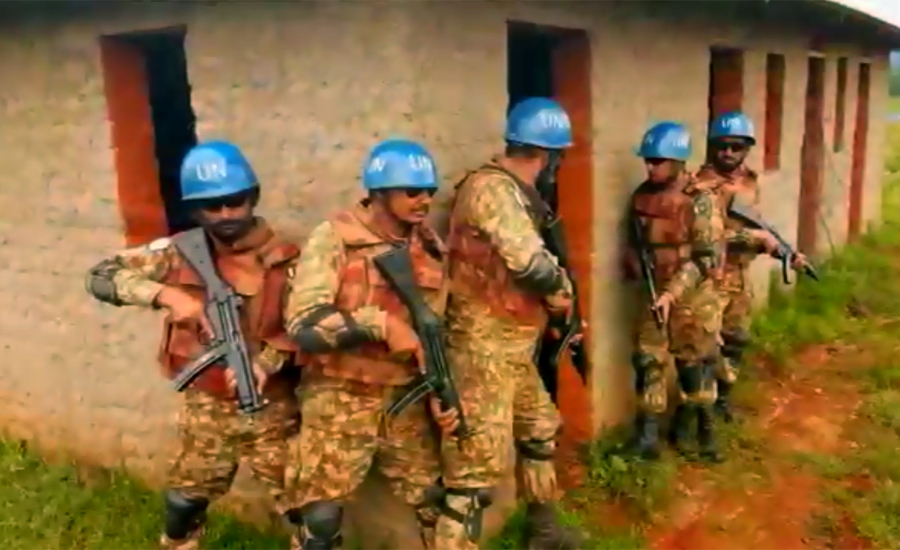 Pakistani peacekeeper martyred in Congo; UN chief mourns