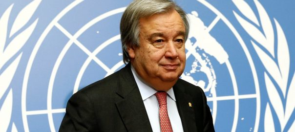UN chief, call on, world leaders, offer, coordinated, response, pandemic