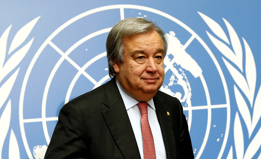 UN chief calls on world leaders to offer urgent, coordinated response to pandemic