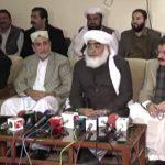 Maulana Abdul Wasey refuses to join Balochistan govt