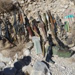 Raddul Fasaad: FC Balochistan recover weapons, arrest suspects