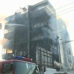 Goods worth millions of rupees gutted in Lahore store fire