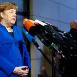 Merkel sees 'tough day' in crunch German coalition talks