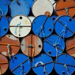 Oil markets cling to near three-year highs on tighter US market