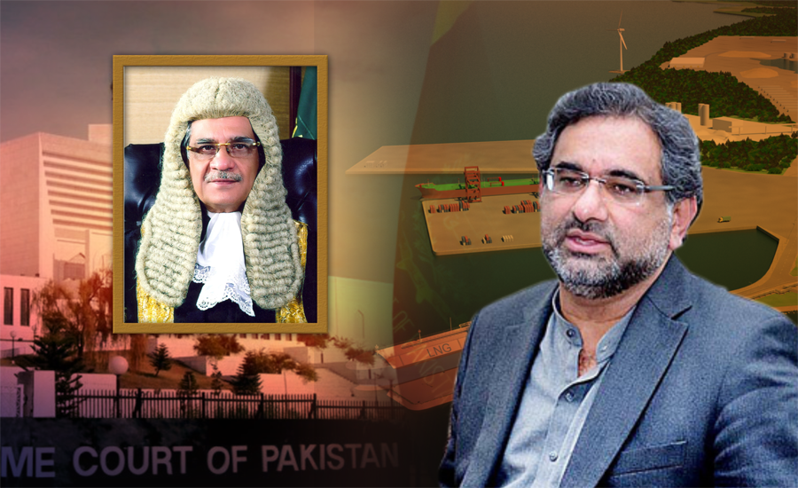 SC takes up LNG case against PM Abbasi today