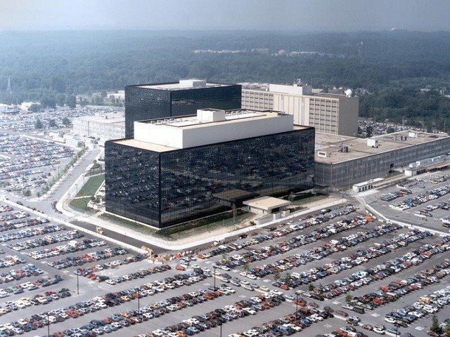 Shooting near US National Security Agency, scene secure