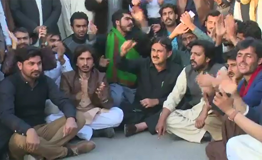 Rape of student: Demo against police in Multan