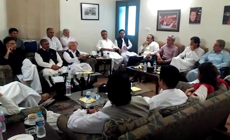 Imran Khan summons PTI parliamentary party meeting today