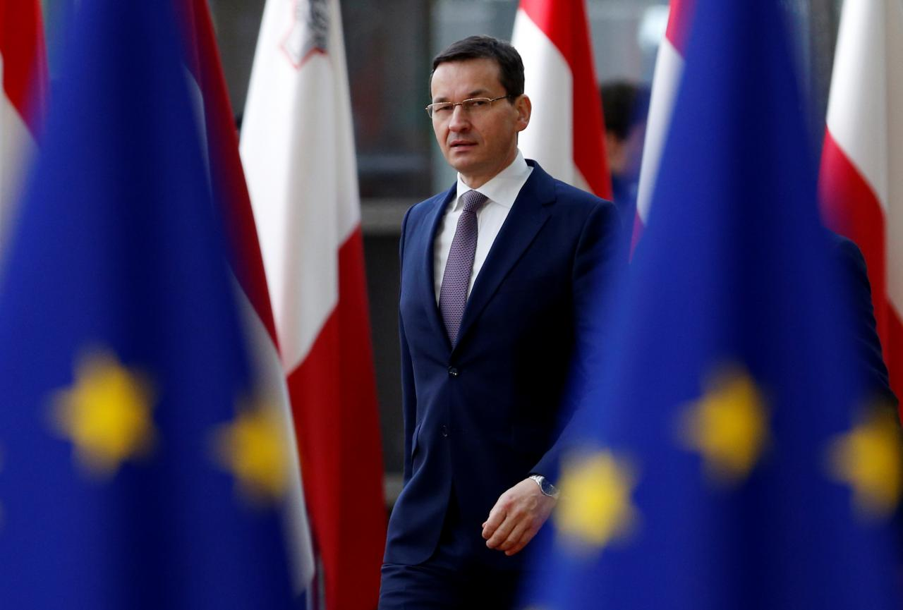 Poland wins temporary EU reprieve in fight over rule of law