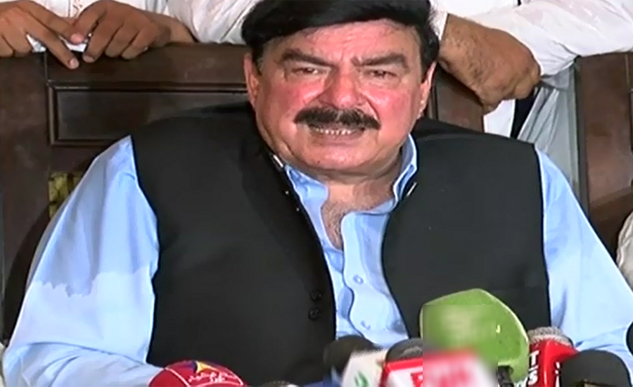 LHC dismisses Sheikh Rashid's plea against polls delay in NA-60