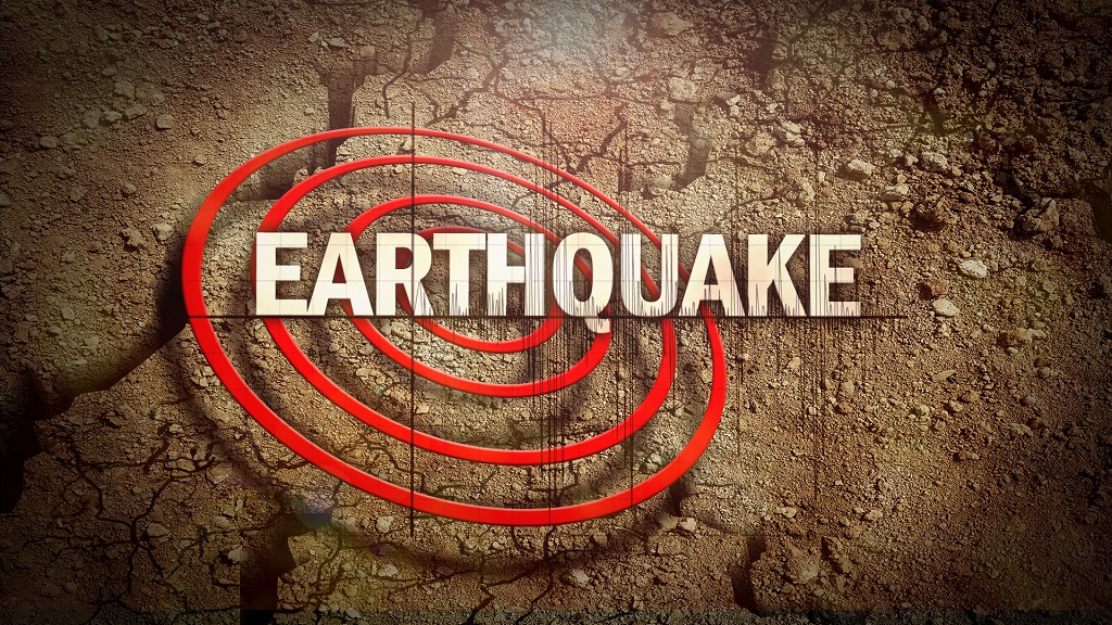 Earthquake hits several cities across the country.