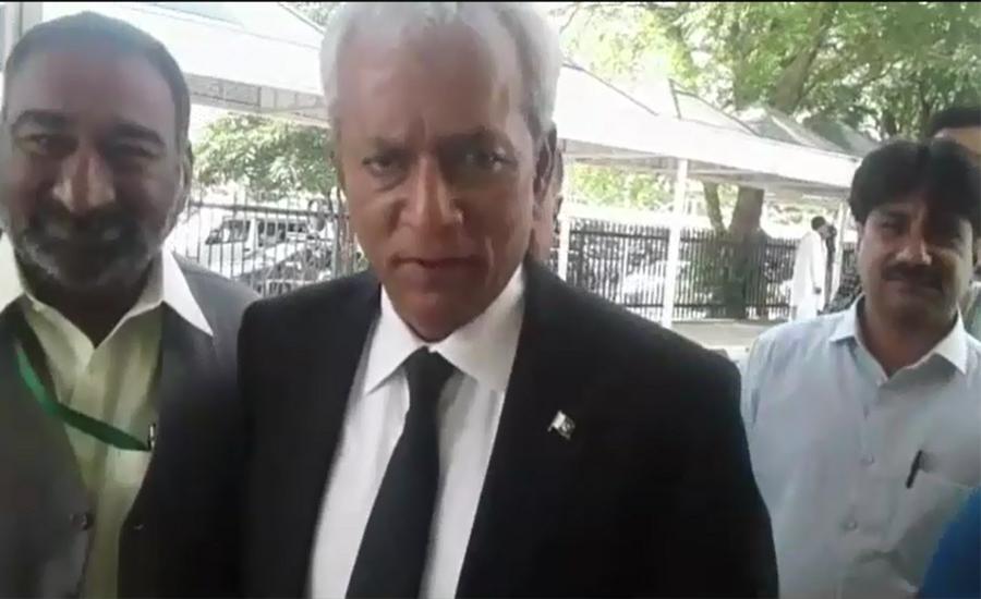 CJP accepts Nehal Hashmi's apology, wraps up contempt hearing