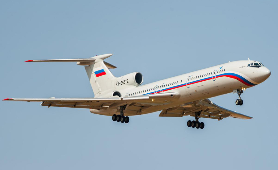 Russian military plane crashes in Syria, 32 killed: agencies