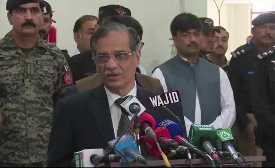 Judiciary will have to deliver now, says CJP Saqib Nisar