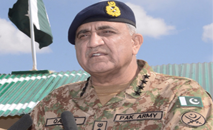COAS acknowledges sacrifice of cop losing limb in DG Khan operation