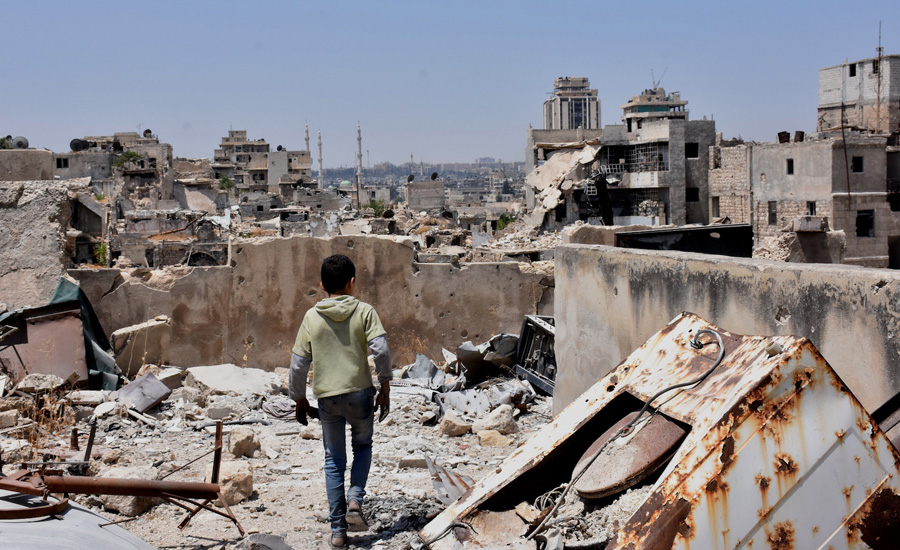 After Ghouta Syria Army To Target Cradle Of Revolt In Daraa