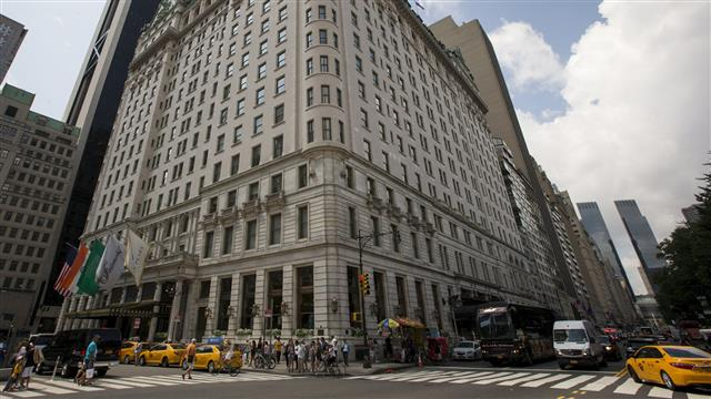 New York's Plaza Hotel to go global after $600 mn sale