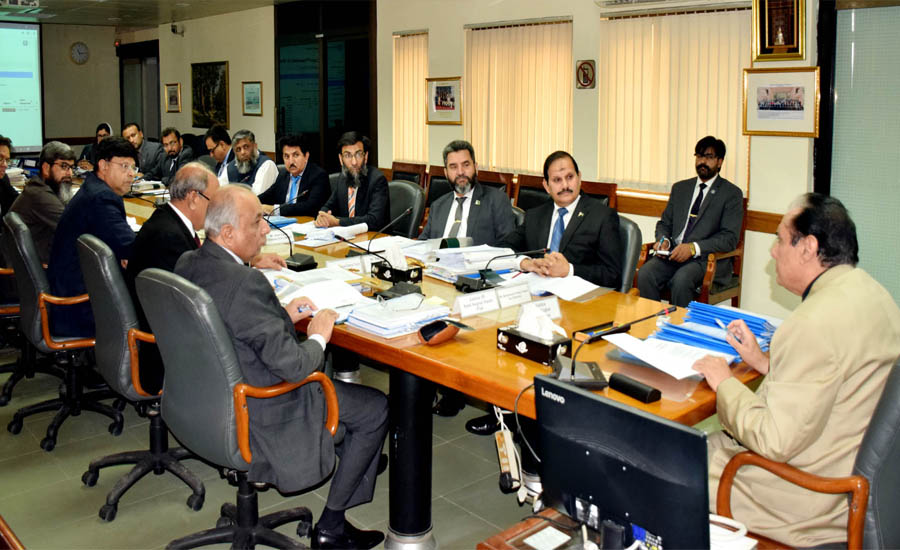 NAB EB approves several important inquires, references & investigations