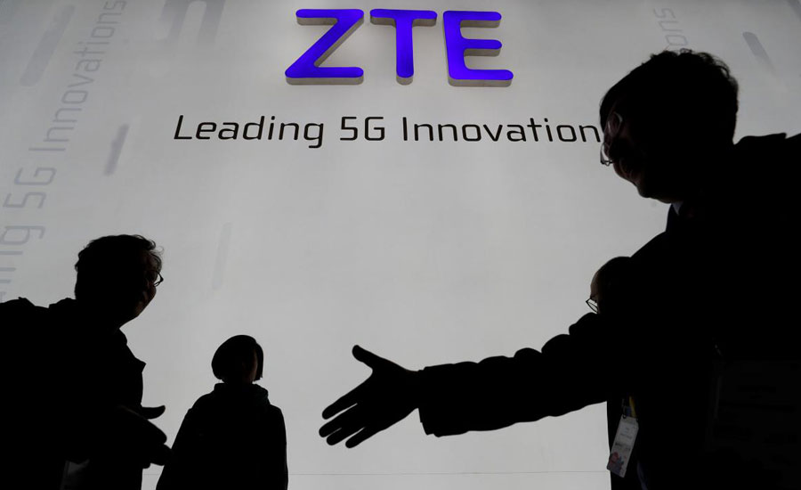 US reaches deal to keep China's ZTE in business: congressional aide