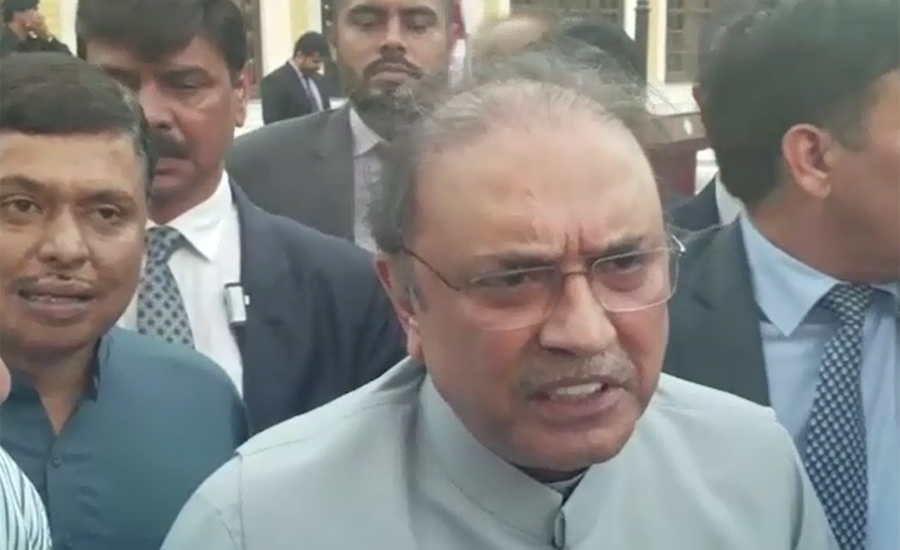 Zardari announces to contest elections from Nawabshah