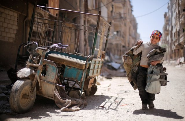 Syrian rebels prepare to quit south Damascus