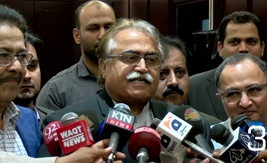 One party is entangled in corruption, another in book: Chandio