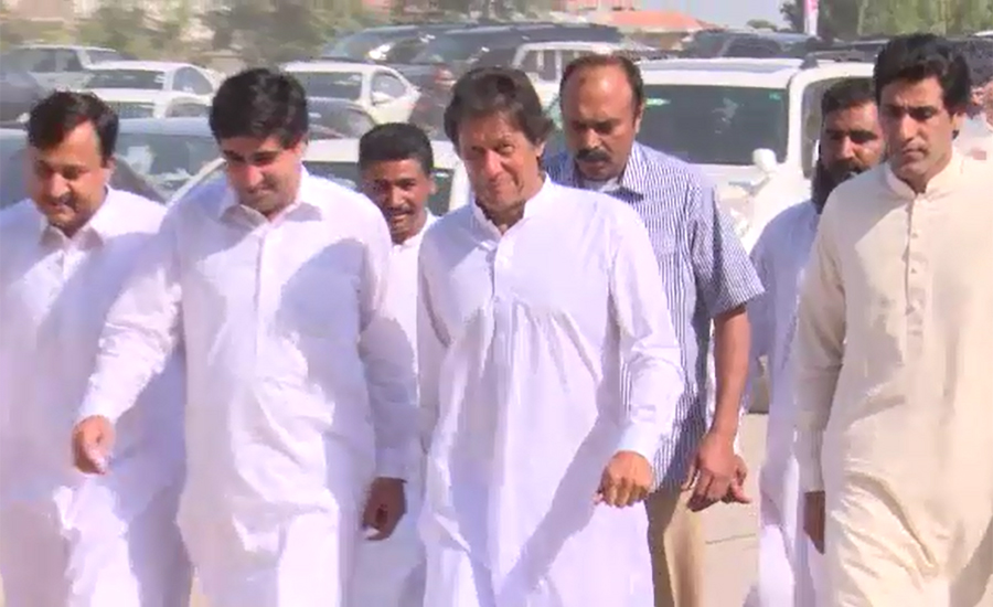 Imran Khan allowed to contest election from NA-53, NA-35