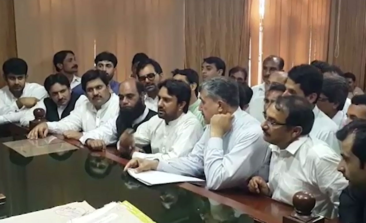 Tribunal declares Imran Sher Ali ineligible to contest polls for PP-117