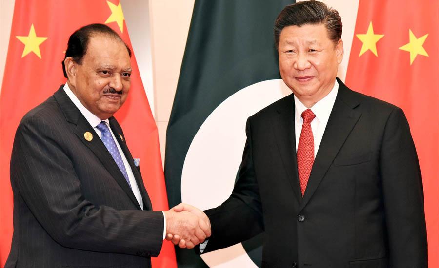 Pakistan, China agree to further strengthen strategic cooperative partnership