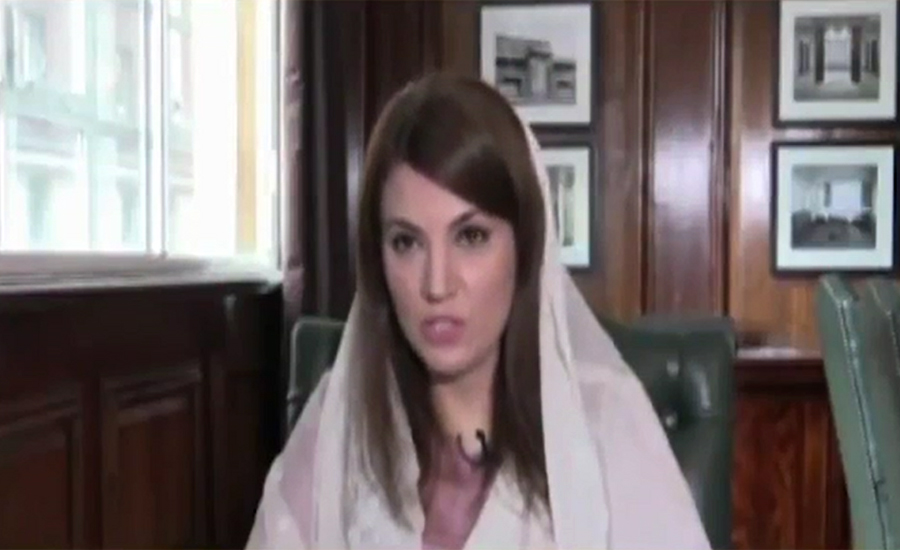 Sexual relations are used to clinch high positions in Pakistani politics: Reham