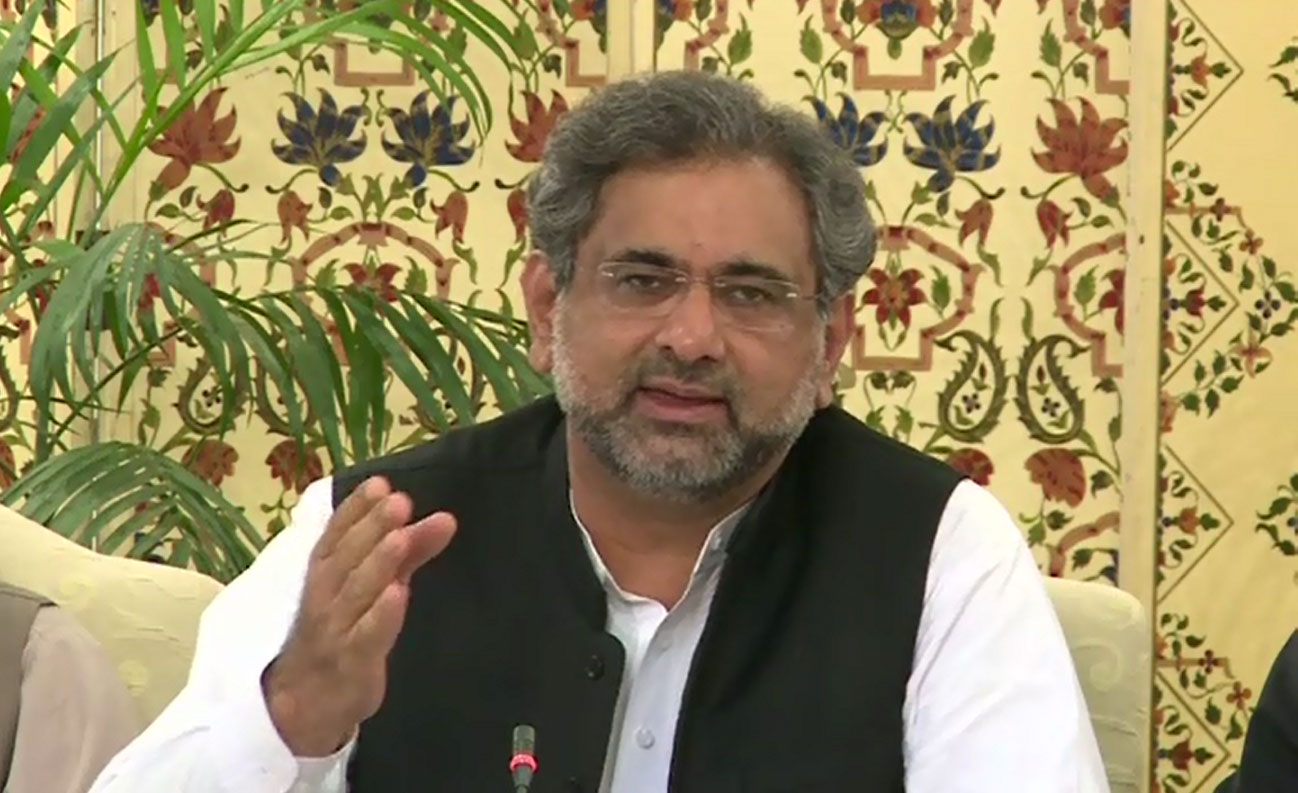 SC dismisses petition against candidature of Shahid Khaqan Abbasi