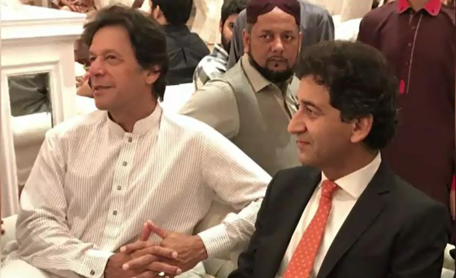 Imran Khan approves Atif Khan as KP chief minister