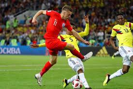 England striker Vardy doubtful for Sweden tie - Southgate
