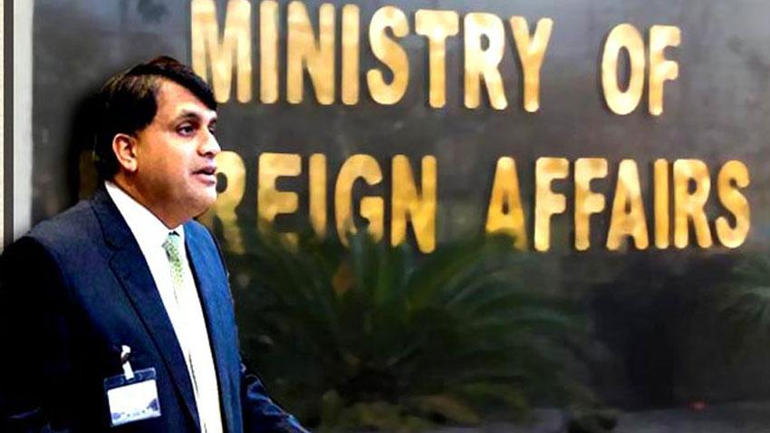 UN denies Indian allegations on Kashmir report: FO