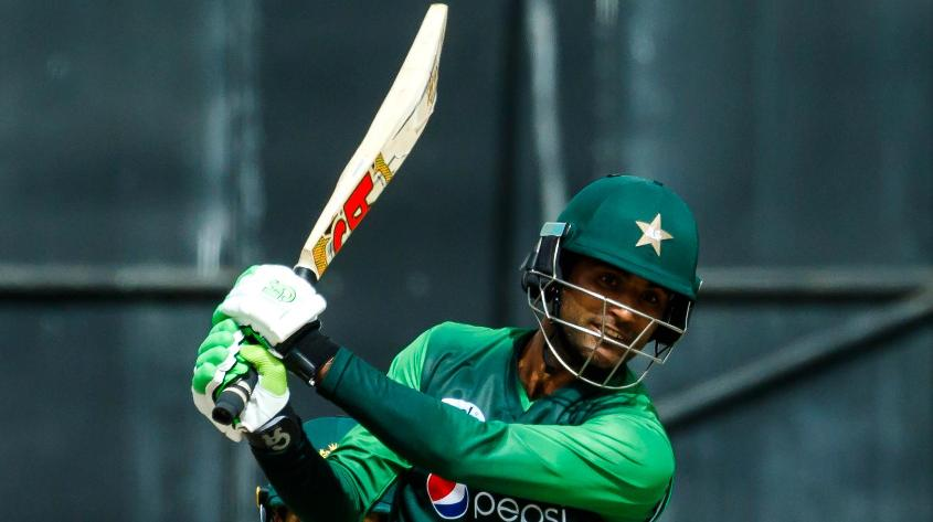 Fakhar Zaman breaks into top 20 for the first time