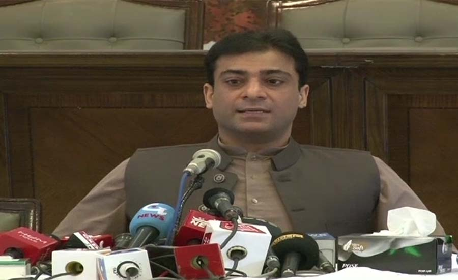 Alliance with independent, PML-N to form Punjab govt: Hamza Shahbaz