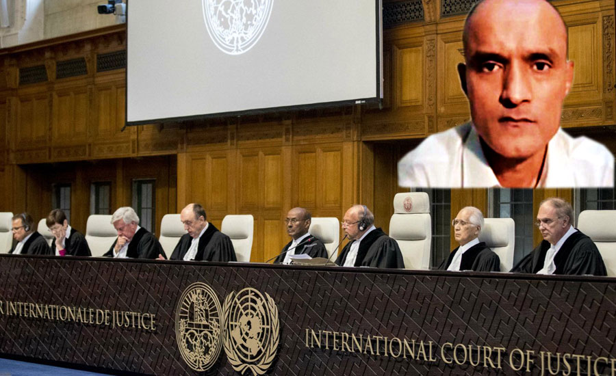 IHC moved for appointment of legal representative for Indian spy Kulbhushan Jadhav