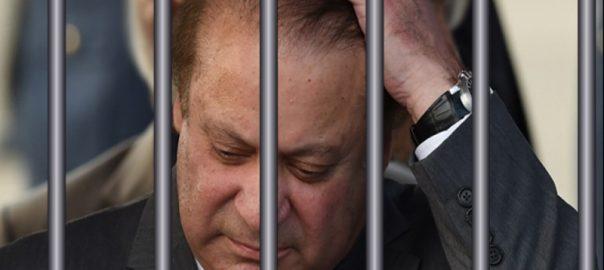 Nawaz Sharif Maryam Nawaz Al-aziziza Aven field KOt Lakhpat Jail PTI Pm Imran Khan IHC