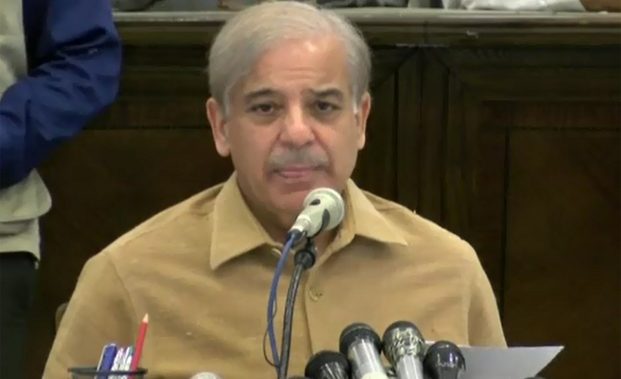 Elections without transparency would be disastrous, warns Shehbaz