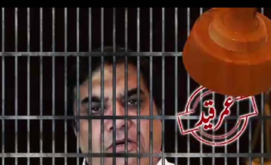 Hanif Abbasi awarded life imprisonment in ephedrine case