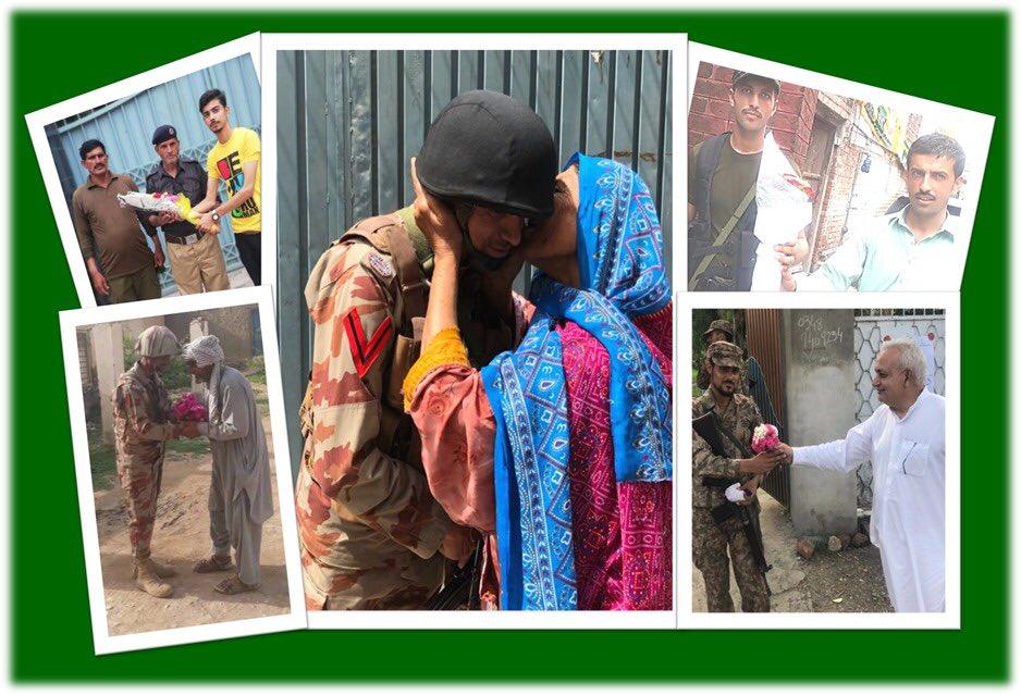 "Pak Army thanks Pakistanis for rejecting ""malicious propaganda"""