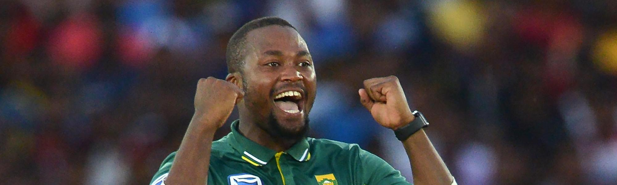 Andile Phehlukwayo is relishing role as a death bowler