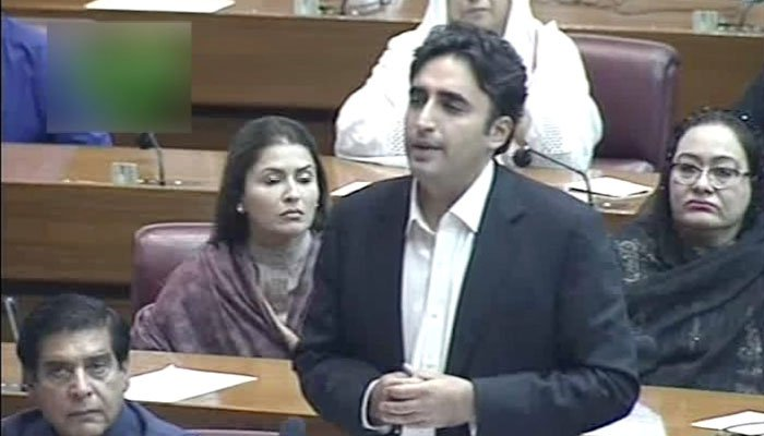 Bilawal announces to defend democratic right of people