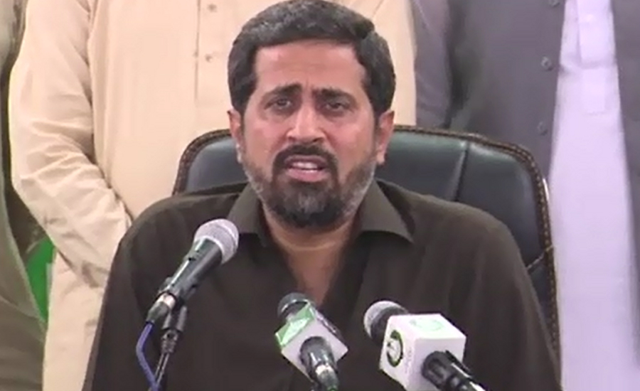 Why does Hamza not offer arrest if he is innocent? Fayyaz Chohan