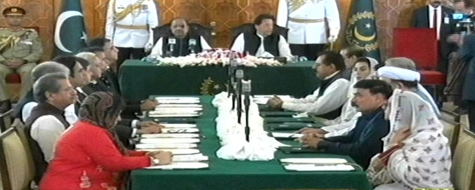 PM Imran Khan convenes federal cabinet meeting tomorrow